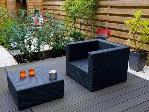 Aménager une terrasse contemporaine