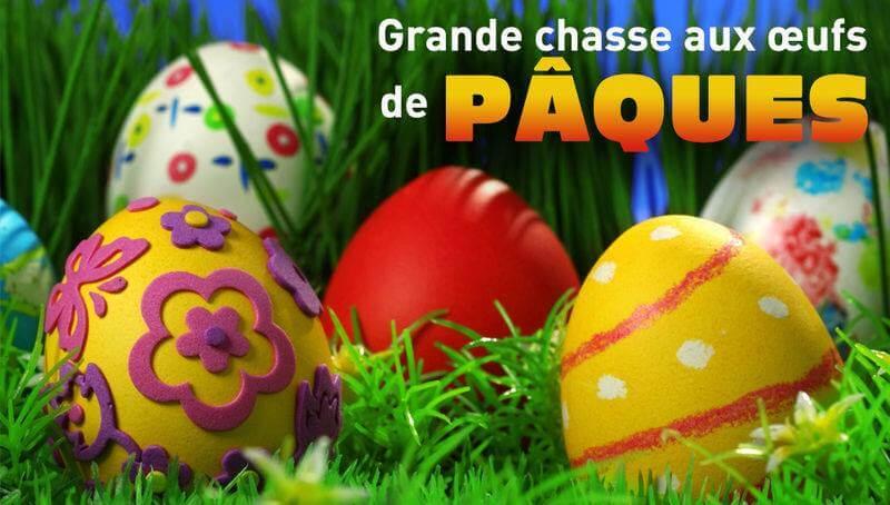 Le Samedi 20 Avril les Pépinières du Val d'Erdre Fête Pâques !