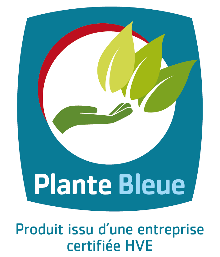 logo de Plante Bleue niveau 3